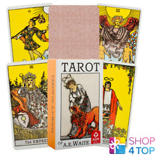 AE WAITE TAROT STANDARD DECK CARDS PREMIUM EDITION FORTUNE TELLING AGM NEW