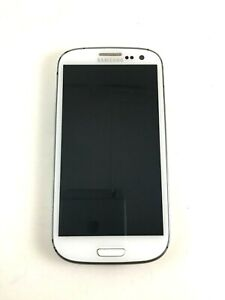 Samsung Galaxy S III   SGH-1747M   Android Smart Phone   White   16 GB   4.8 in