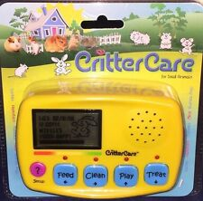 New Critter Care Childs PetCare & Interactive Nurture System Rabbits Guinea Pigs