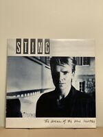"Sting ‎– The Dream Of The Blue Turtles   Vinyl   L 12""  1985 (LP277B)"