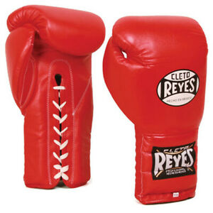 Cleto Reyes Traditional Lace Up Training Boxing Gloves