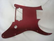 Garnet mirror Pickguard fits Ibanez (tm) RG7620 UV 7 string HXX