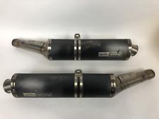 Izquierda Silenciador , Negro AP8119876 Aprilia RSV 1000 Tuono Factory R