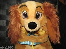 Disney Puppy Dog Lady Cocker Spaniel Plush Deluxe Costume 12/18 Months New