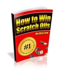 How to Win Scratch Offs Lottery Tickets Winning System by Ex-Lotto Retailer!
