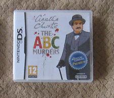 Nintendo DS Agatha Christe The ABC Murders