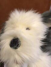 Jellycat Tumblie Sheep Dog Soft Grey & White Puppy Plush 2000