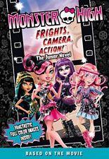 Monster High: Frights, Camera, Action! the Junior Novel,Perdita Finn