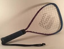Ektelon Purple Blue Racquetball Racquet X Small Used