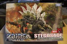 Zoids Wild - Stegosage ZW14
