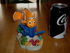 """FINDING NEMO MOVIE -- """" NEMO """" FISH IN THE CORRAL REEF, Resin Statue, VINTAGE"""
