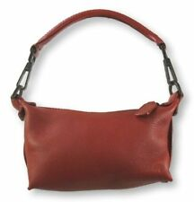 Mulberry Zip Patternless Shoulder Bags
