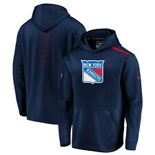 NHL Hoody New York Rangers NY Rinkside Authentic hooded Sweater Pullover Kaputze