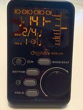 Metronom und Tongenerator Taktgeber Cherub WSM-240 Metronome Tone Generator |w2