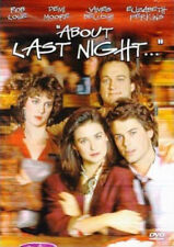 About Last Night (1986) DVD NEW