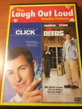 Click/ Mr. Deeds (DVD) Adam Sandler, Winona Ryder, Kate Beckinsale...181