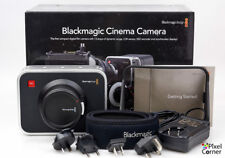Blackmagic Cinema Camera 2.5K Vídeo Profesional Soporte EF Nice! 2071853 En Caja