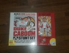 Disney Pixar Toy Story 4 Signature Collection Duke Caboom Stunt Set