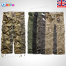 Combat Men's Cotton Cargo Army Pants Military Camouflage Camo Trousers Outdoor