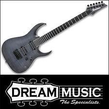 Ibanez RGAIX6FM Iron Label Electric Guitar Trans Grey Flat RRP$1699