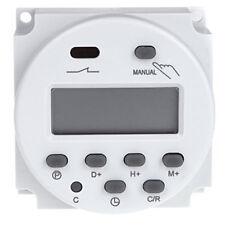 Interruttore Digital Power LCD Timer programmabile AC 220V-240V 16A HK