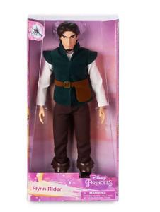 "BNIB Shop Disney Store Princess FLYNN RIDER Tangled 12"" Classic Doll"