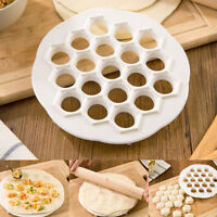 Dumpling Mold Maker Gadgets Tool Dough Press Ravioli Making Mould DIY Kitchen