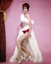 8x10 photo Natalie Wood pretty celebrity movie star as Gypsy in the 1962 movie