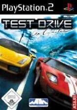 Playstation 2 TEST DRIVE UNLIMITED * Neuwertig