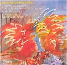NEW Britten: The Red Cockatoo, The Holy Sonnets of John Donne and Other Songs