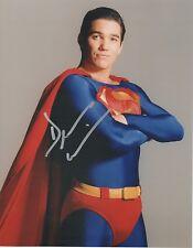 DEAN CAIN Signed 10x8 Photo SUPERMAN COA