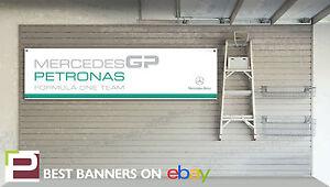 Mercedes Petronas GP F1 Banner for Workshop, Garage, Showroom, AMG