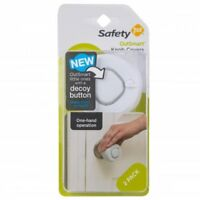 Safety 1st Outsmart Door Knob Covers (2 Pack)