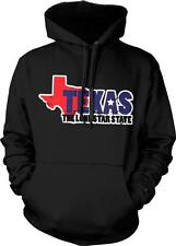 Texas Map The Lone Star State Tejas Texan Pride Tejano Austin Hoodie Pullover