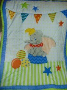 Disney Baby Dumbo Quilt blanket