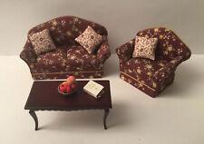 Dolls House Living Room Furniture