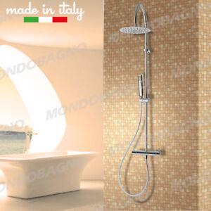pannello colonna doccia SFERA mod VEGA miscelatore monocomando MADE IN ITALY