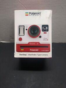 Polaroid Originals OneStep 2 Viewfinder i-Type Camera - (Red)