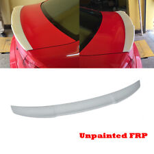 FRP Rear Trunk Spoiler Tail Boot Wing Refit for Audi A3/S3/RS3 Sedan 14-19