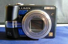 Panasonic Lumix Mega O.I.S DMC-LZ7 Digital Camera 7.2Mp 6x Optical Zoom 2.5