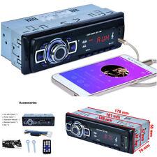 LED Screen FM/USB/SD Bluetooth Car MP3 Multimedia Player Stereo Radio 4-CH Tuner