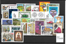 AUTRIA @ YEAR 2001  COMPLETE MNH @ WV 3059