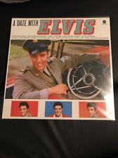 Elvis Presley - A Date With Elvis (2013) - Vinyle LP 33 Tours