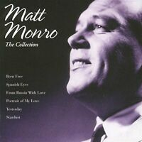 The Matt Monro Collection -  CD 58VG The Fast Free Shipping