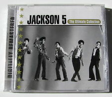 JACKSON 5 . THE ULTIMATE COLLECTION . CD NEUF