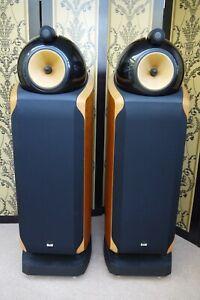 B&W 802D FLOORSTANDING LOUDSPEAKERS