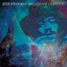 Jimi HENDRIX-Valleys of Neptune, CD NUOVO