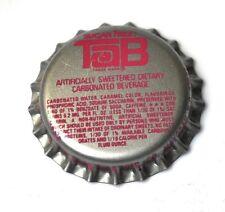 Coca-Cola TaB Kronkorken USA Bottle caps Sugar Free TaB