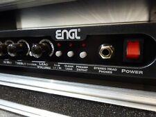 ENGL Tube Preamp 530 Modern Rock Rack PreAmplifier in Flight Case