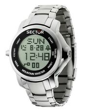 Sector R3253121025 Mountain Master men watch NEW IN BOX ! FREE SHIPPING